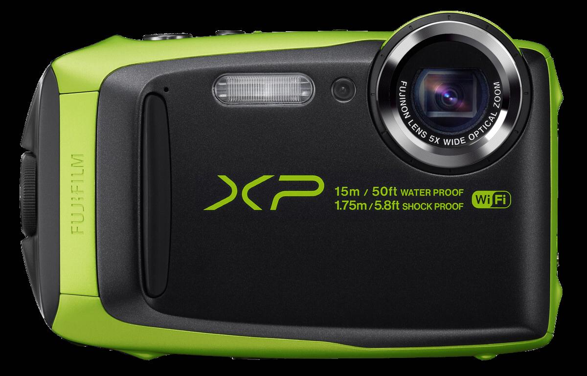 Skaitmeninis Fotoaparatas Fujifilm Xp90 Green