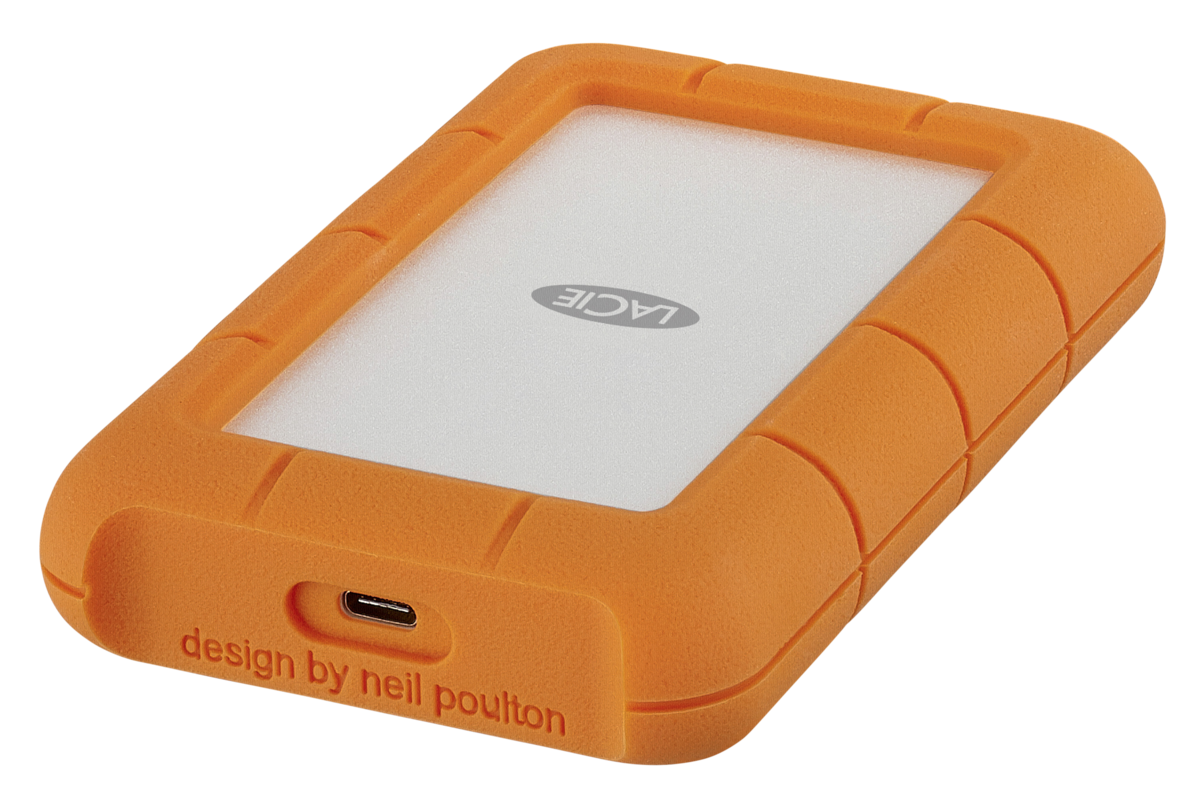 Lacie Rugged Usdb C 4tb Mobile Drive