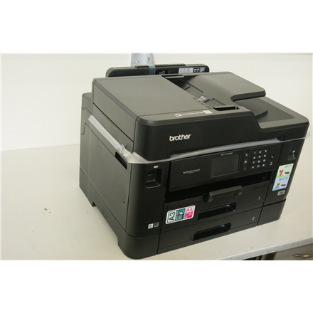 SALE OUT  Brother MFC-J5730DW A3 Multifunction printer with fax Brother  MFC-J5730DW Colour, Inkjet, Multifunction Printer, A3, Wi-Fi, Black,  DAMAGED