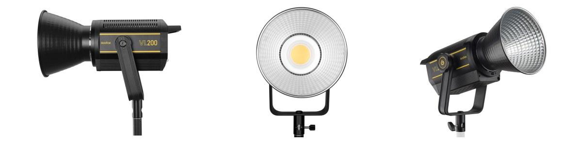 Godox VL200 LED
