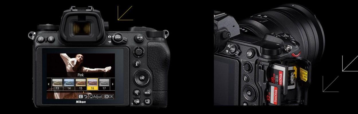 Fotoaparatas Nikon Z6 II body