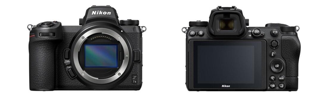 Fotoaparatas Nikon Z 7II Body