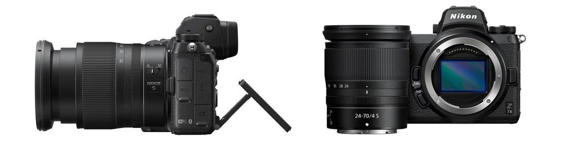 Nikon Z 7II 24-70mm f/4