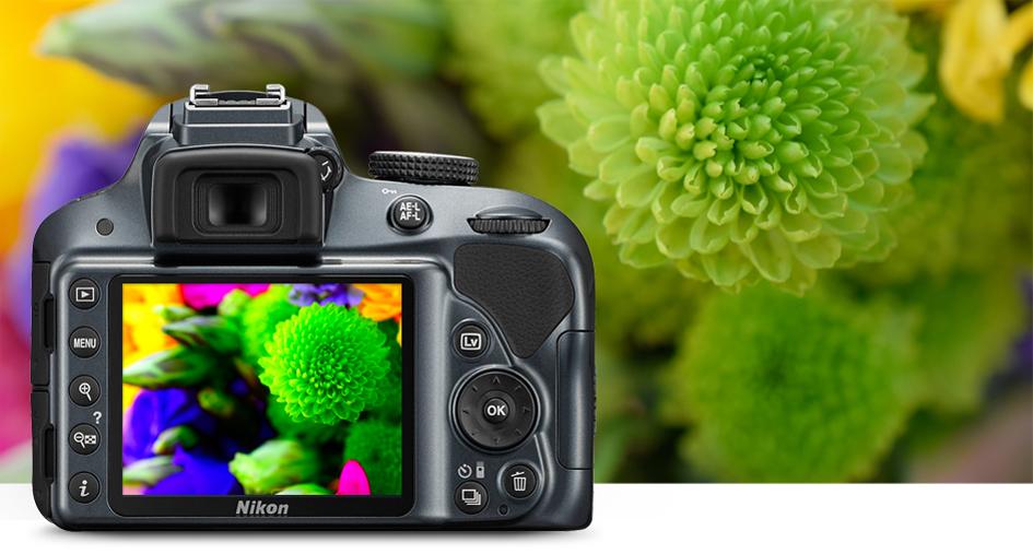 d3300 fotoaparatas