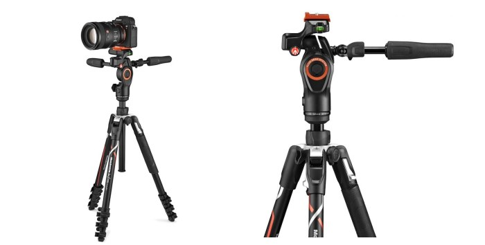 Manfrotto Befree 3-Way Live Advanced Alpha