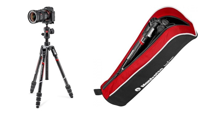 Manfrotto Befree Advanced Carbon Fibre MKBFRTC4-BH