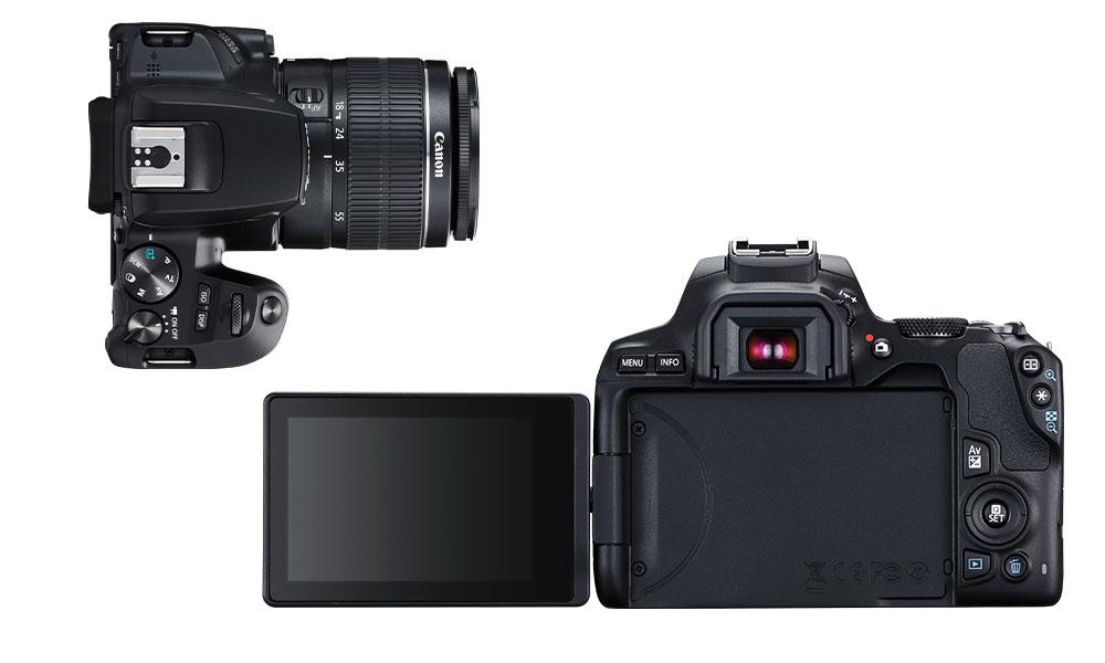 Canon EOS 250D fotoaparatas