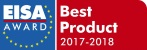 EISA Award Best Product 2017-2018