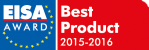 EISA Award Best Product 2015-2016