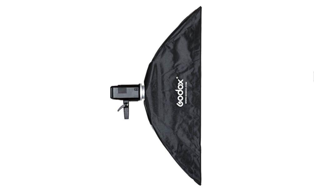 Godox SB-FW30120 Softbox with Grid 30x120 cm