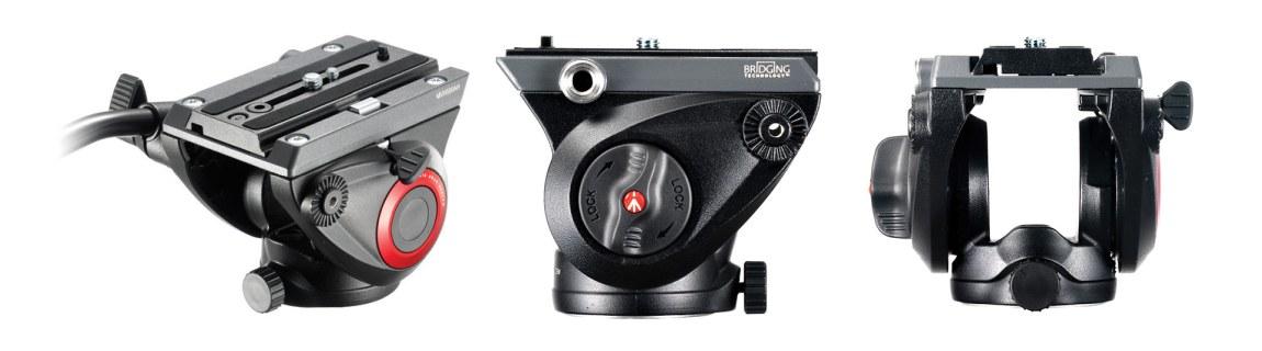 Manfrotto 500 Fluid Video Head MVH500AH