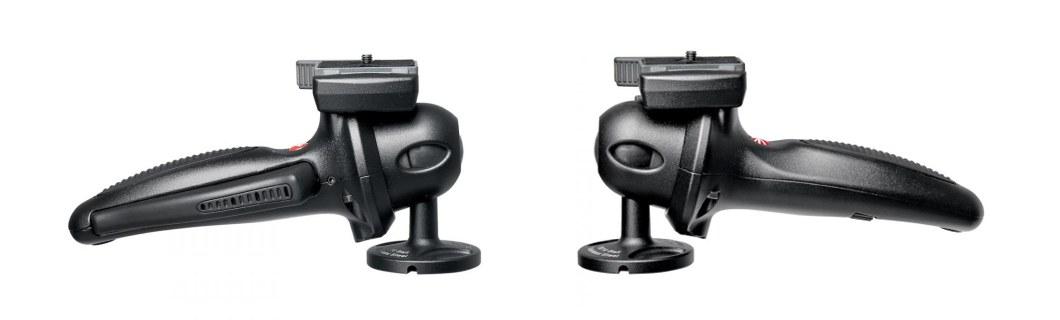 Manfrotto Light Duty Grip Ball Head 327RC2