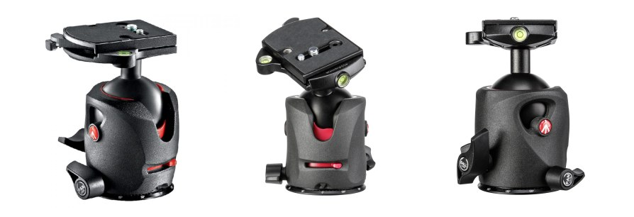 Manfrotto 057 Magnesium Ball Head MH057M0-RC4