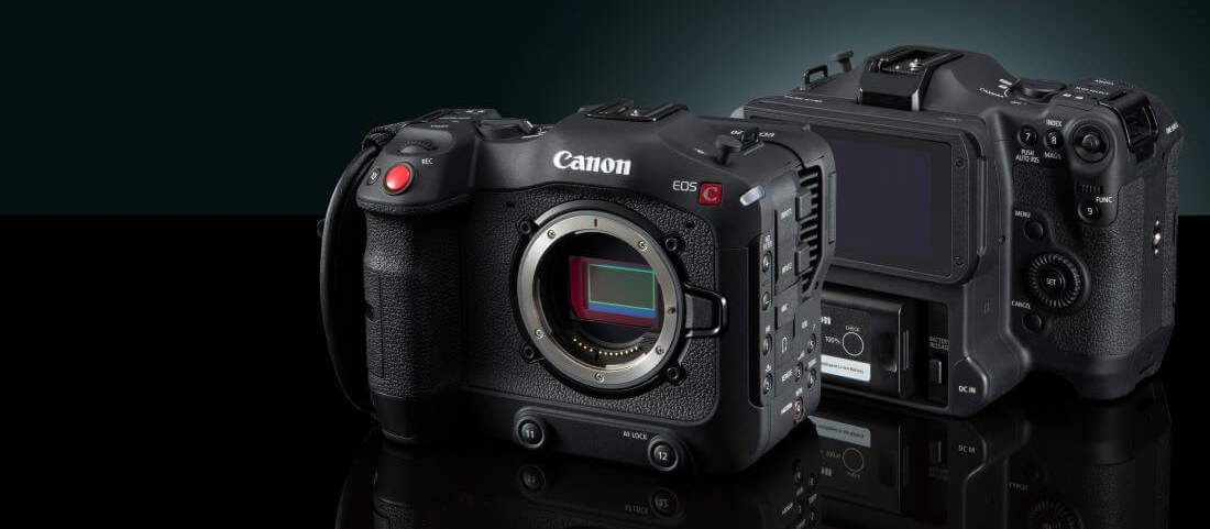 Kamera CANON EOS C70