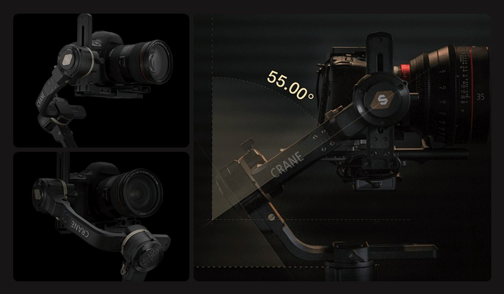 Zhiyun CRANE-3S Pro
