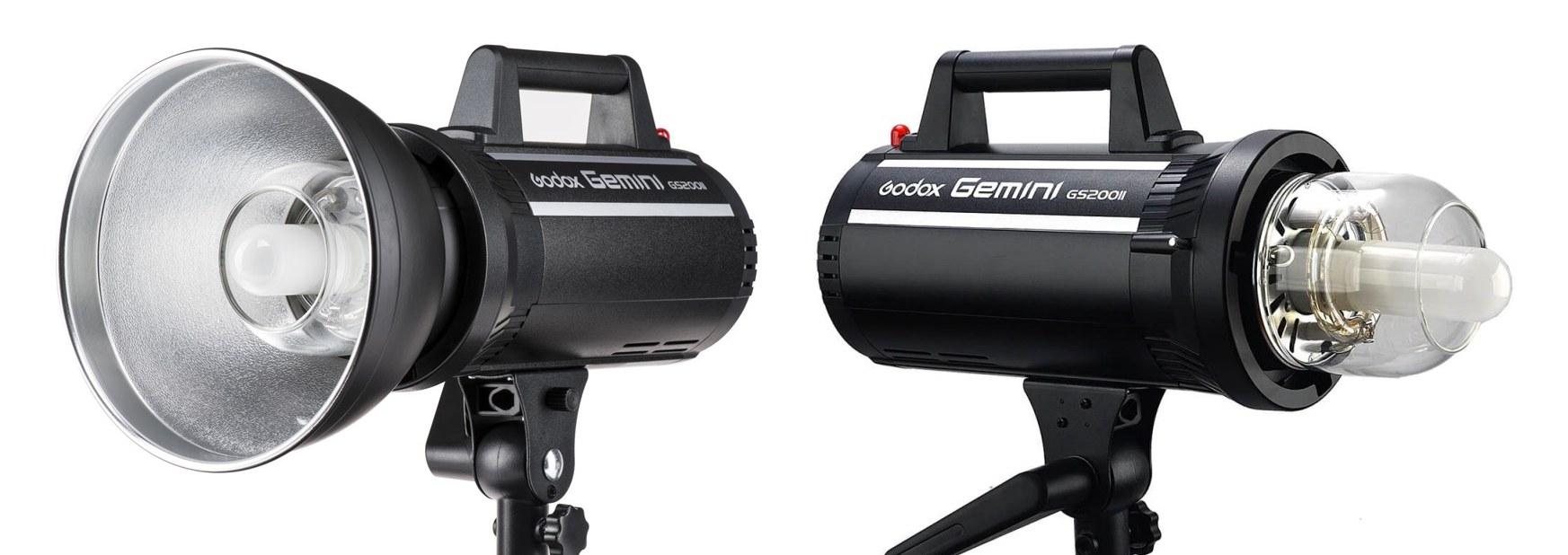 Godox Gemini GS200II