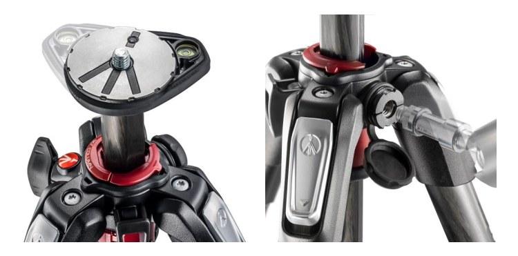 Manfrotto 190 Carbon Fibre 4-Section MT190CXPRO4 trikojis