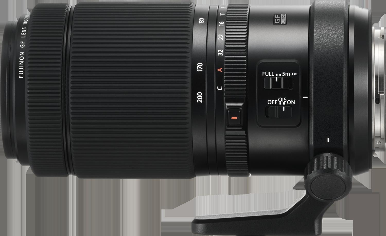 FUJIFILM GF 100-200mm f/5.6 R