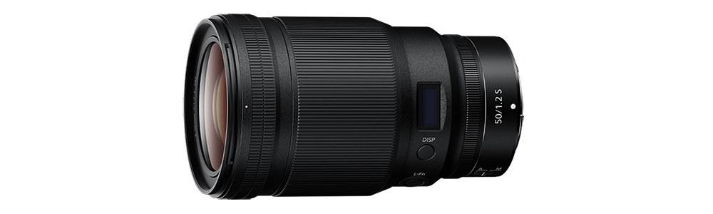 Nikon NIKKOR Z 50mm f12 S objektyvas