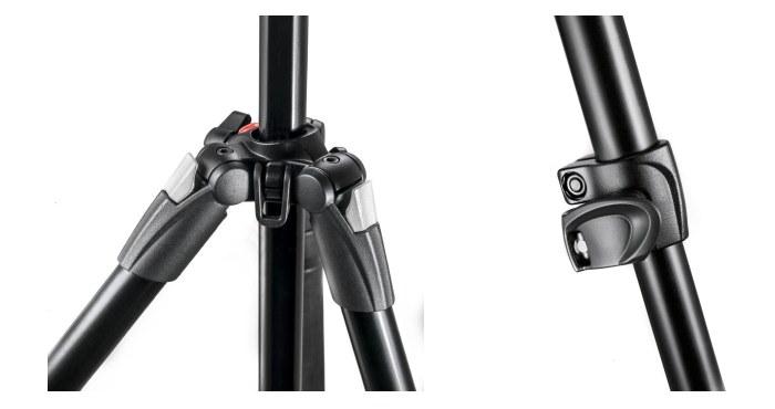 Manfrotto 290 Xtra Aluminium 3-Section MK290XTA3-3W