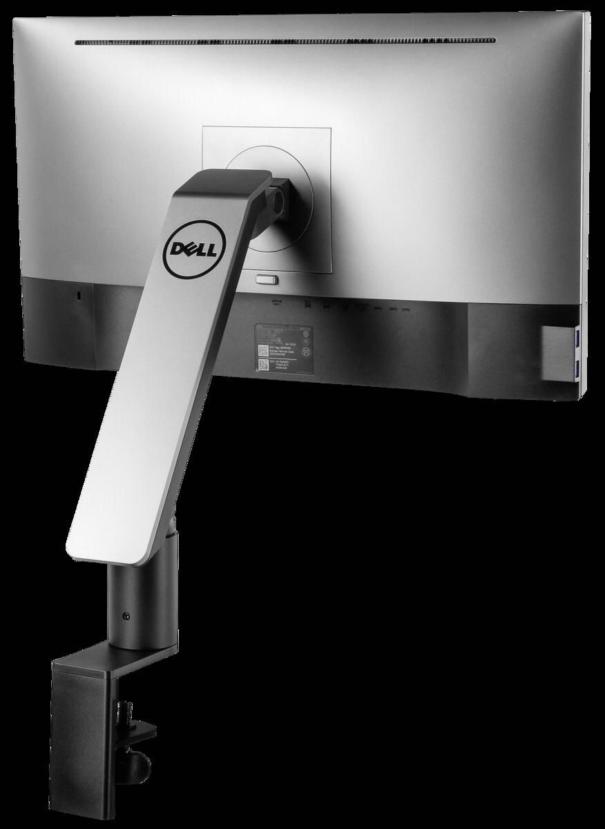 Dell Ultrasharp 24 Infinityedge Monitor With Arm U2417ha