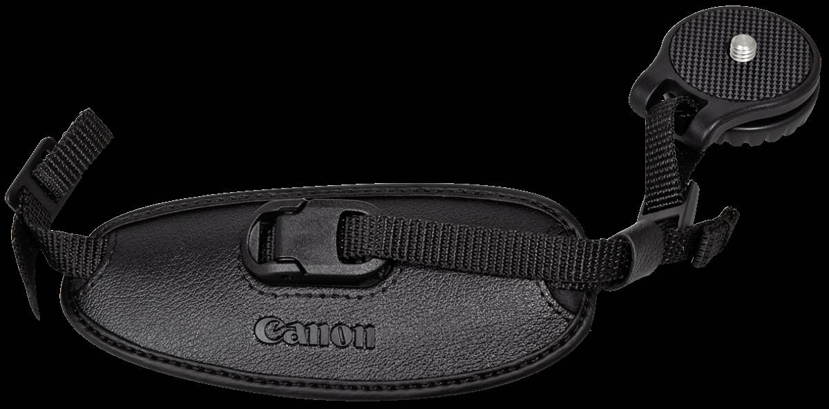 canon hand strap e2 instructions