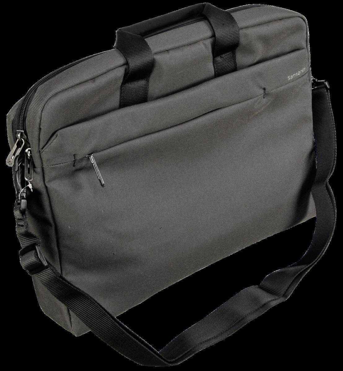 b7d708c14b Samsonite Network 2 Laptop Bag 17.3 Iron Grey