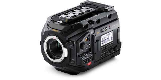 Blackmagic URSA Mini Pro 4.6K G2 Blackmagic URSA Mini Pro 4.6K G2