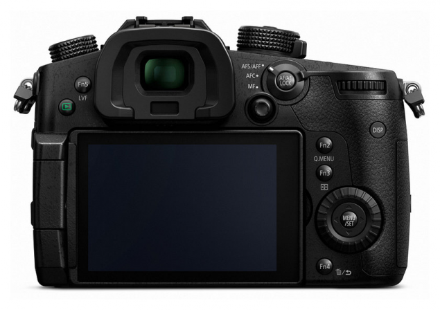 Panasonic Lumix GH5  BODY