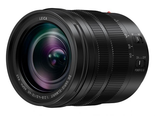Panasonic Leica DG Vario - Elmarit 12-60mm F2.8-4.0 ASPH POWER OIS