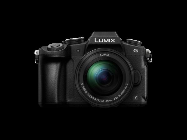 Panasonic Lumix DMC-G80 + 12-60 F3.5-5.6 OIS Panasonic Lumix DMC-G80 + 12-60 F3.5-5.6 OIS