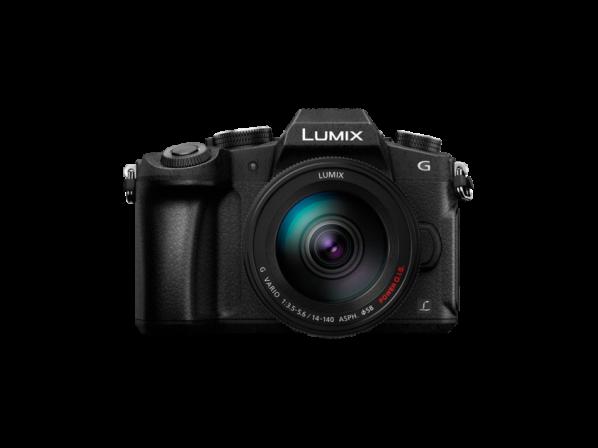 Panasonic Lumix DMC-G80 + 14-140 Power OIS Panasonic Lumix DMC-G80 + 14-140 Power OIS