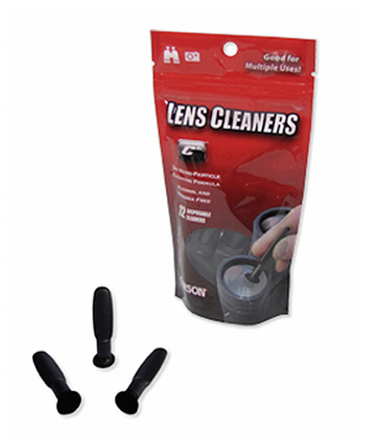 Carson CS-70 Disposable Lens Cleaners, Pack of 12