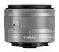 Canon EF-M 15-45mm F3.5-6.3 IS STM silver