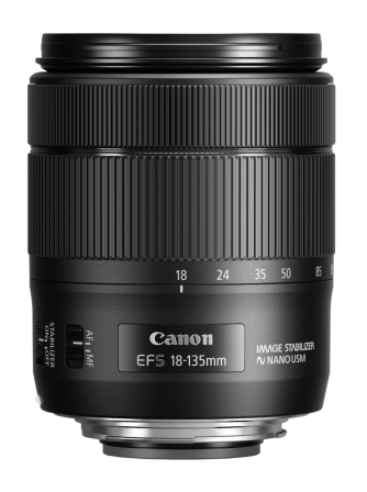 Canon EF-S 18-135mm F3.5-5.6 IS USM nano