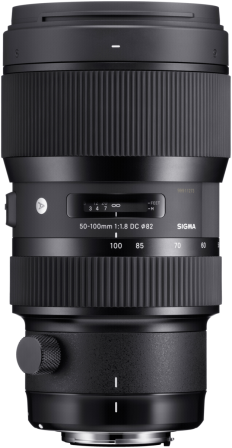 Sigma 50-100mm F1.8 DC HSM Art (Canon)