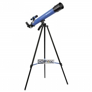 Bresser Junior 50/600 AZ blue Refractor telescope