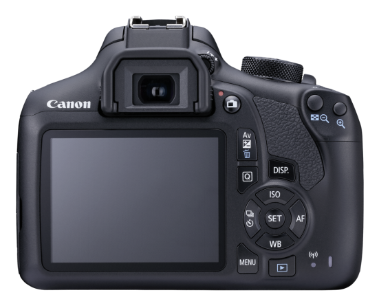 Canon EOS 1300D + 18-55mm EF-S DC III (Demo)