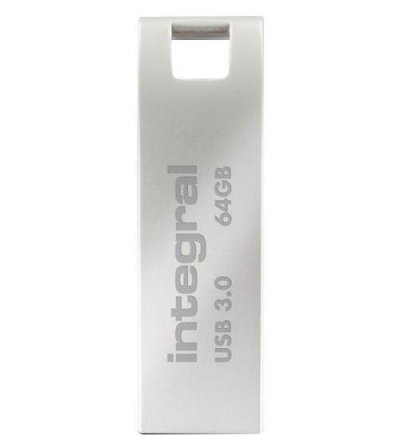 INTEGRAL ARC  64GB SLIM METAL USB