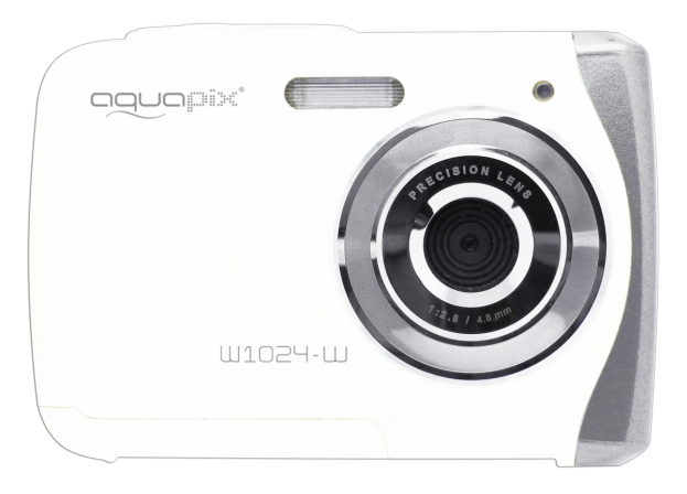 Skaitmeninis fotoaparatas Easypix Aquapix W1024 Splash white