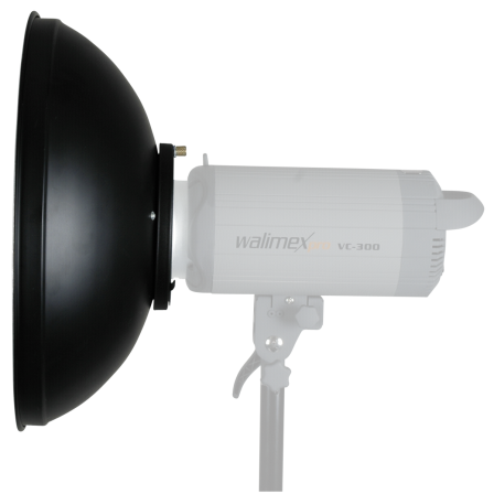 walimex Beauty Dish with Universal Connection, 41 cm