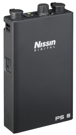 Nissin Power Pack PS 8 Canon
