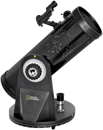 Teleskopas National Geographic Telescope compact 114/500