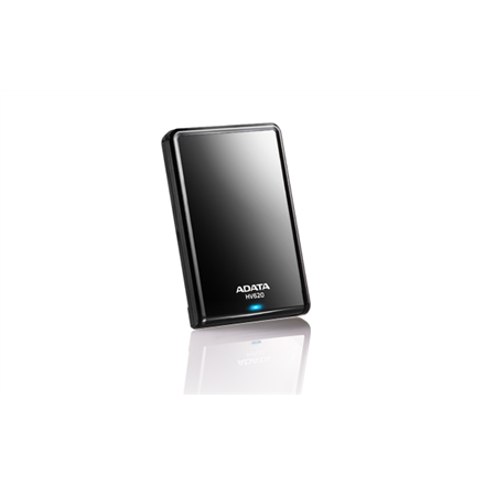 "Kietasis diskas A-DATA 1TB USB3.0 Portable Hard Drive HV620 (2.5""), black"