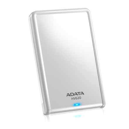 "Kietasis diskas A-DATA 1TB USB3.0 Portable Hard Drive HV620 (2.5""), White"