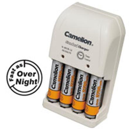 Baterijų įkroviklis Camelion Overnight Charger Bc 0904s