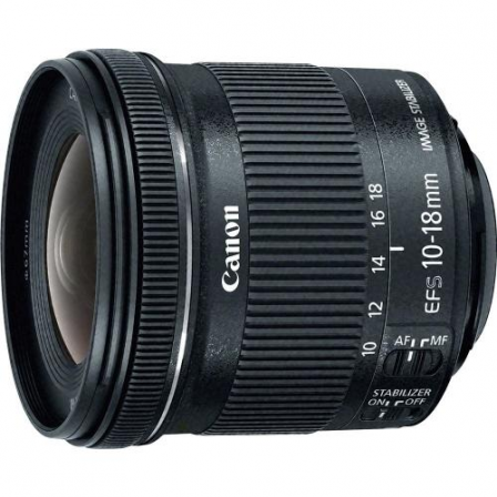 Canon 10-18mm F4.5-5.6 IS STM