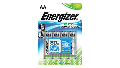 1x8 ENERGIZER Eco Advanced Micro AAA LR 03 1,5V