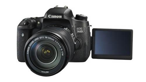 CANON EOS 760D + 18-135mm EF-S IS STM