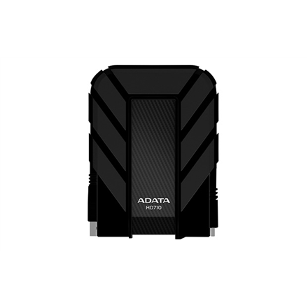 "Kietasis diskas A-DATA 1TB USB3.0 Portable Hard Drive HD710 (2.5""), Black"
